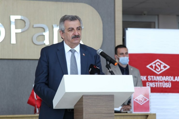 Büyükdede Konya'da açıkladı: Covid-19 Güvenli Hizmet Kılavuzu hazır