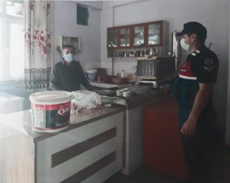 Afyonkarahisar'da jandarmadan Korona sürecinde milyonluk ceza!
