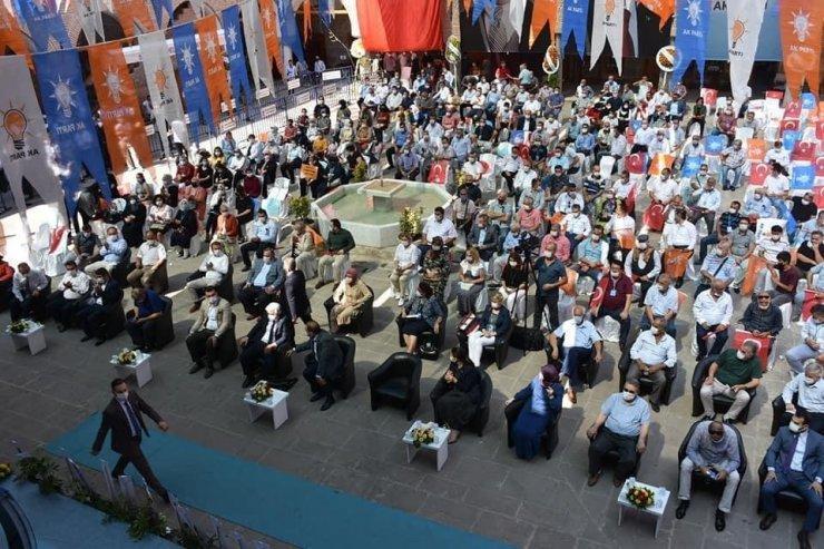 AK Parti'li Hızlı kongre sürecini değerlendirdi