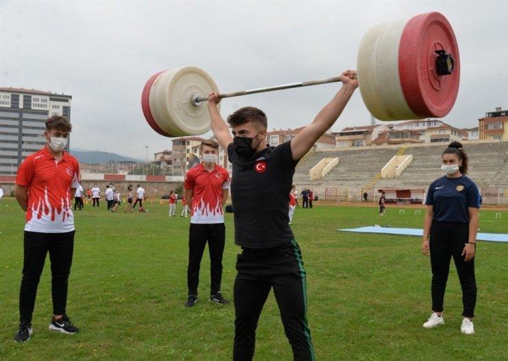 Bilecik'te ''Avrupa Spor Haftası'' etkinlikleri başladı