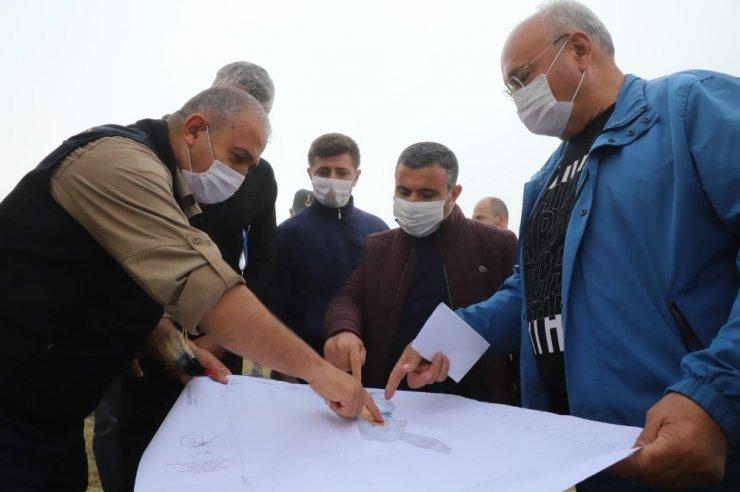 Kış turizmi adaylarından Kardüz Yaylasında inceleme yapıldı