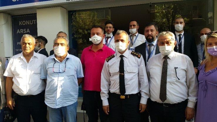 Eskişehir İl Jandarma Komutanı'ndan Avrupa'da yaşayan Türkler'e destek