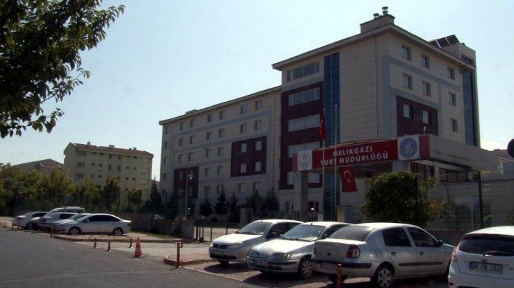 Kayseri'de 35 kişi yurtta karantinaya alındı