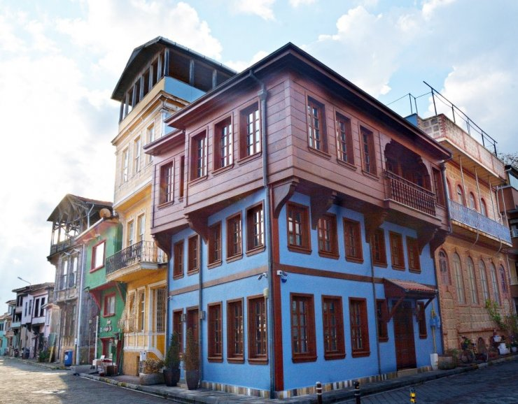 Tarihî Kentler Birliği'nden Mudanya Belediyesi'ne süreklilik ödülü