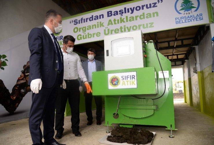 """Başkan Ertuğrul Çetin: """"İsraf etmiyoruz"""""""