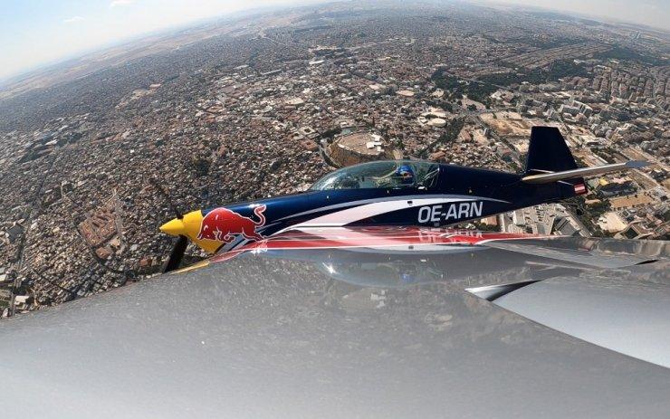 Gaziantep'ten Red Bull Sky Tour geçti