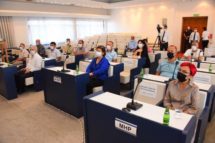Başkan Kayda, MHP yönetimini ağırladı