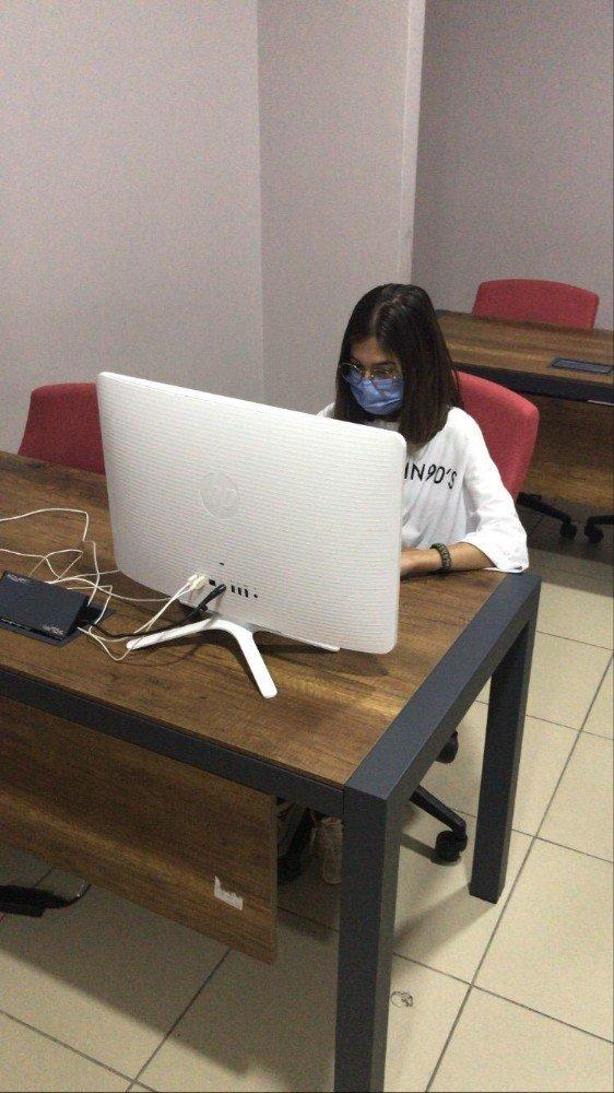 Sincan'da 'EBA destek noktaları' kuruldu