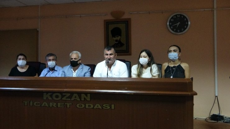 MHP Adana İl Kadın Kolları Başkanı istifa ederek İzgioğlu'nu destekleme kararı aldı