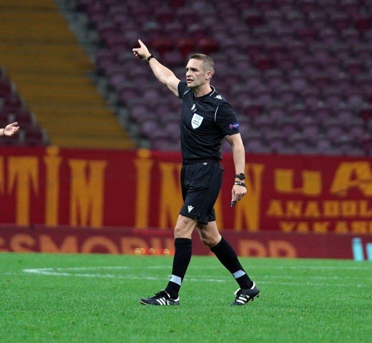 UEFA Avrupa Ligi: Galatasaray: 0 - Hajduk Split: 0 (İlk yarı)
