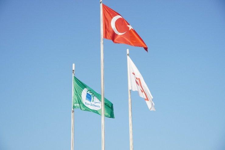 Uluslararası yeşil bayrak ödülü Bursa'ya verildi