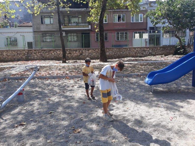 Çocuklara hijyen eğitimi