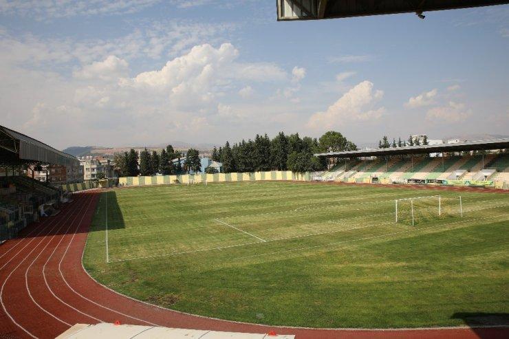 Atatürk Stadı yeni sezona hazır