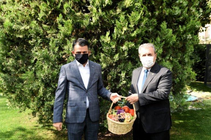 BBP Genel Başkanı Destici'den Günyüzü ve Polatlı'ya müjdeli haber