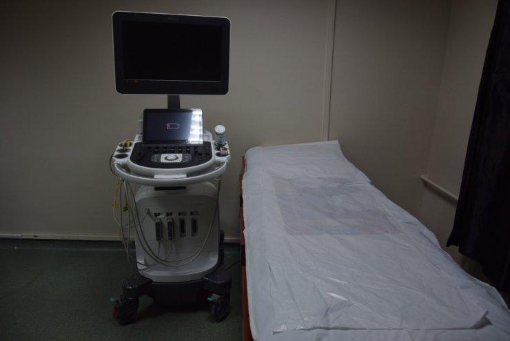 Düzce Üniversite hastanesinde çocuk ekokardiyografi hizmeti başladı