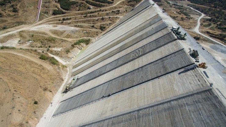 Rahmanlar Barajı ile 15 bin dekar tarım arazisi suya kavuşacak