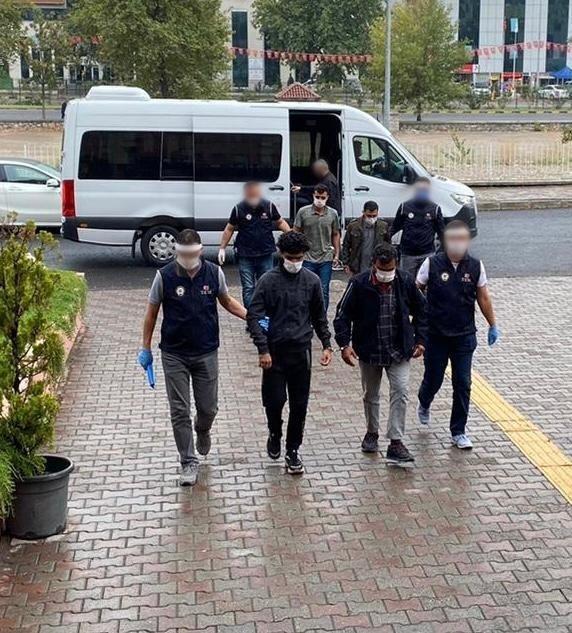 Karabük'te DEAŞ operasyonu