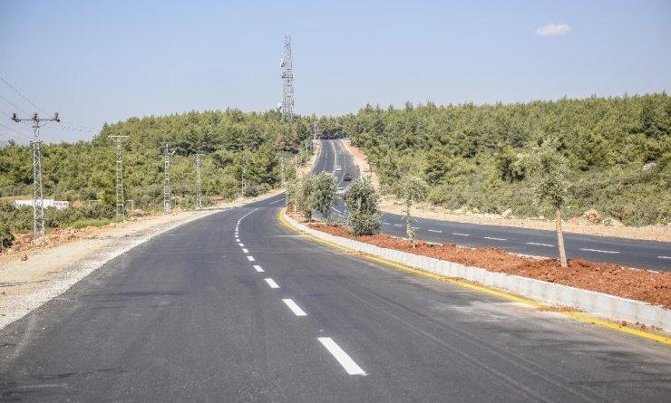 Kepez'de yeni bisiklet yolu