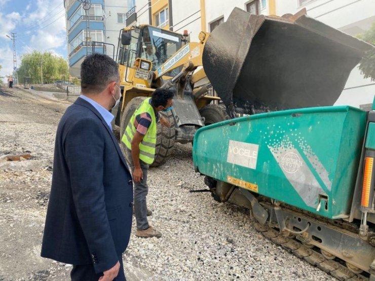"""Başkan Çetin: """"İşleyen demir pas tutmaz, çalışmaya devam"""""""
