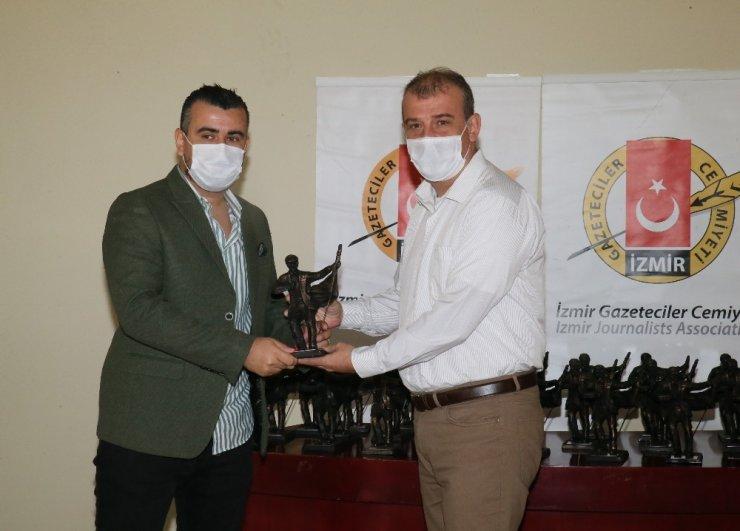 Şehit Gazeteci Hasan Tahsin Gazetecilik Ödülleri sahiplerini buldu