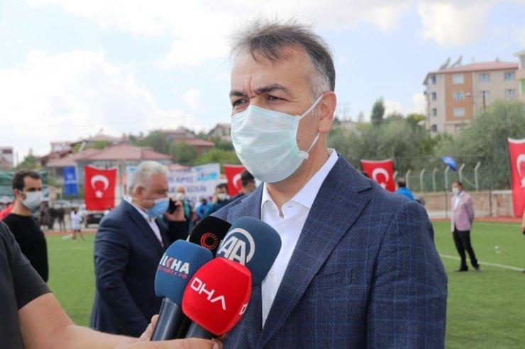 Ampute Futbol Türkiye Kupası şampiyonu Etimesgut Belediyesi oldu