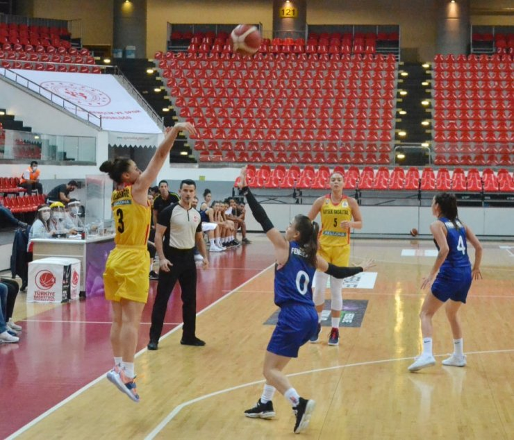 Erciyes Cup basketbol turnuvası