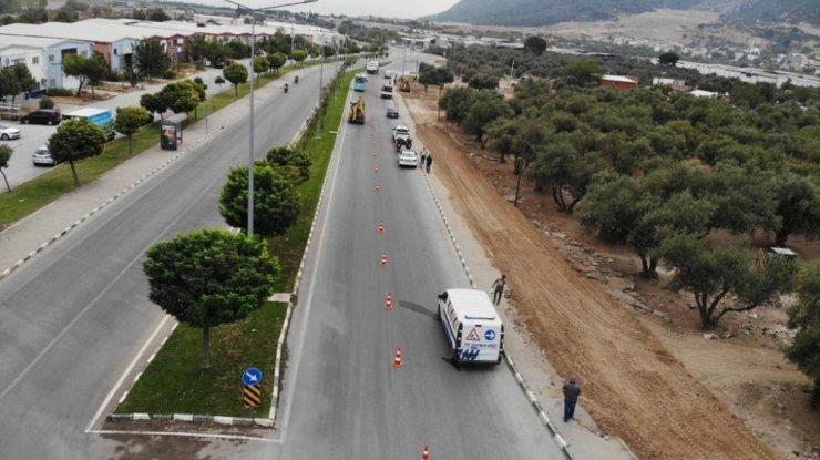 Jandarmadan refüjlerde çalışan belediye personeline trafik eğitimi