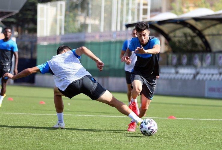 Ankara Keçiörengücü, Altay maçı hazırlıklarına başladı
