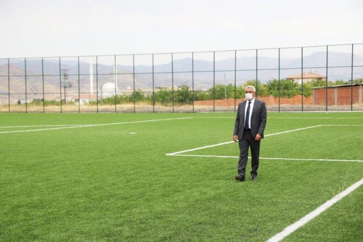 Battalgazi Belediyesi'nden spor yatırımlarına ağırlık