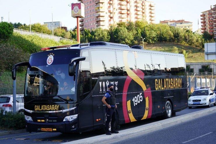 Galatasaray, Türk Telekom Stadyumu'na geldi