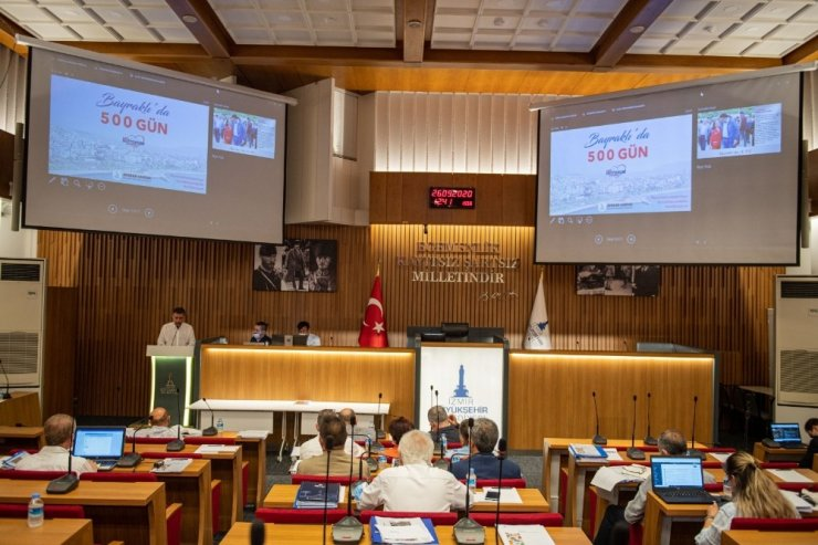 Başkan Soyer, ilçe belediye başkanları ile toplantılara başladı