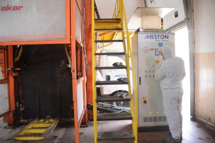 Malatya'da her gün 4 ton tıbbi atık toplanıyor