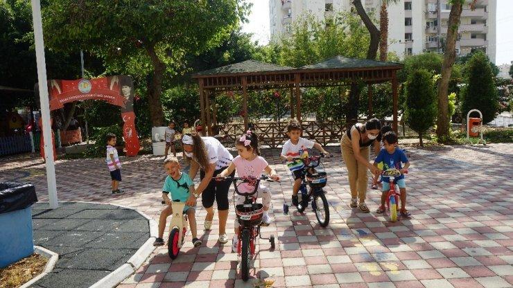 Öğrenciler, 'Avrupa Okul Sporları Günü'nde doyasıya eğlendi