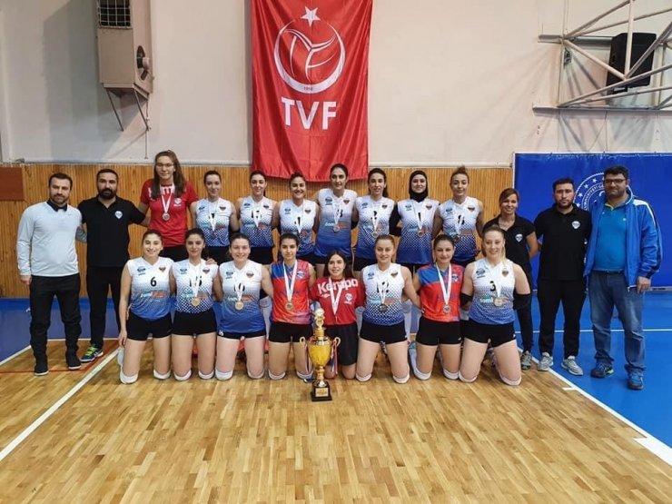 Kayseri OSB Teknik Koleji'ne Turkuaz Seramik sponsor oldu