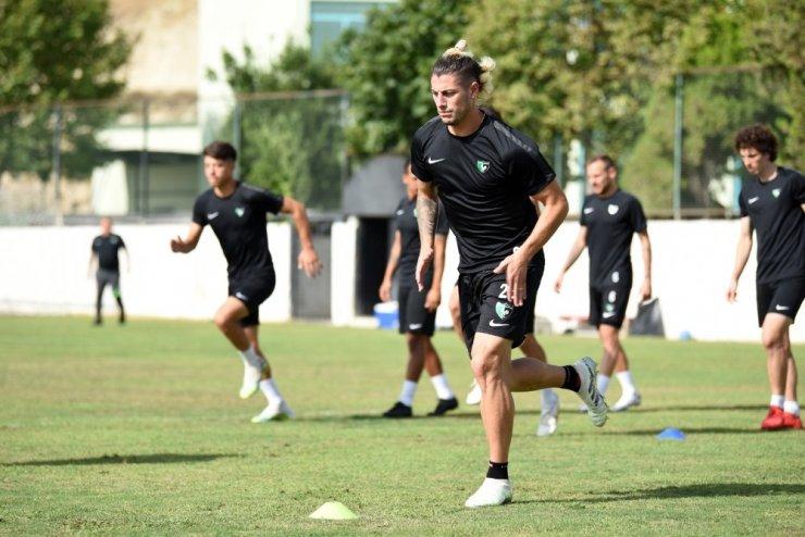 Denizlispor, Antalyaspor karşılaması hazırlıklarını tamamladı