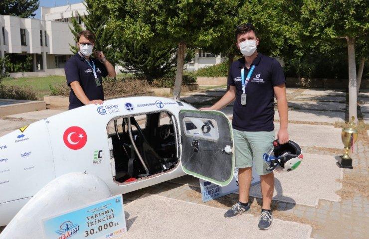 """1.5 Adana"" Efficiency Challenge'da ikinci oldu"