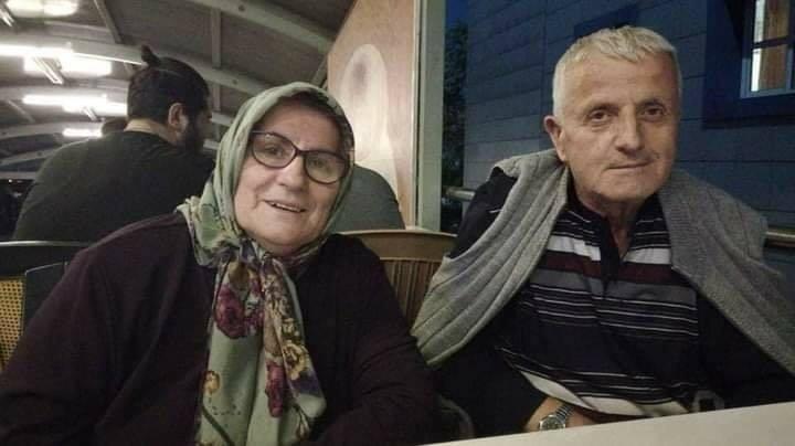 Bursa'daki motosiklet kazasında yaşlı çifti ölüm ayırdı
