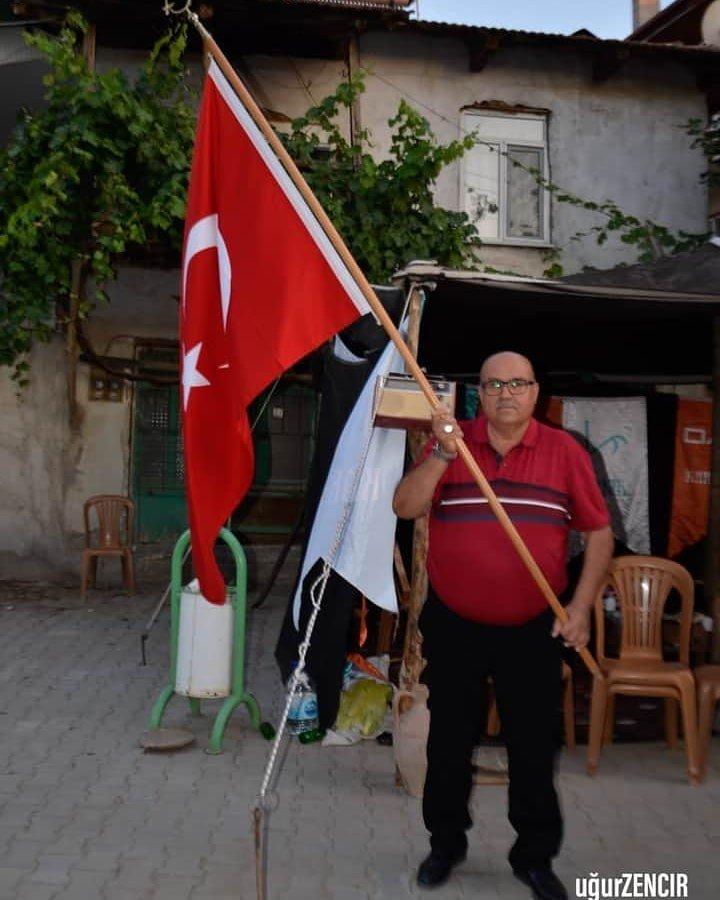 Denizlili Yörükler Azerbaycan'ın yanında