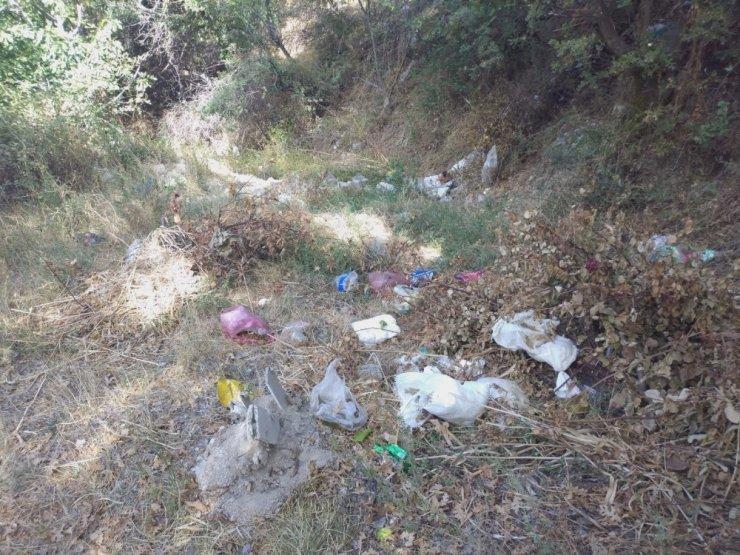 Buldan'ın Kepsel çeşmesi ve yolu yapılmayı bekliyor