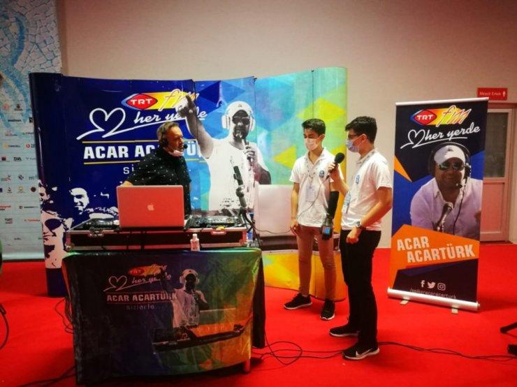 Eyüpsultan'ın genç yetenekleri, Teknofest 2020'de finallere kaldı