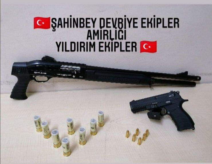 Gaziantep'te huzur operasyonu: 122 kişiye işlem