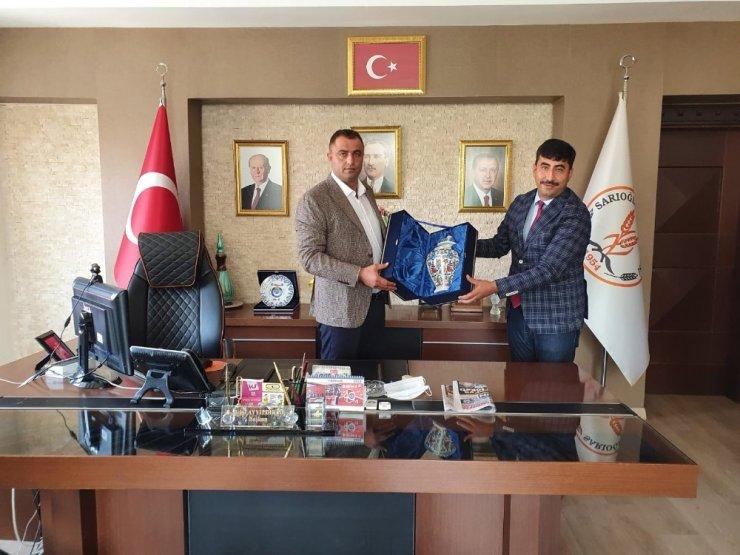Sarıoğlan Belediyesi Personel LTD ŞTİ'i de imzalar atıldı