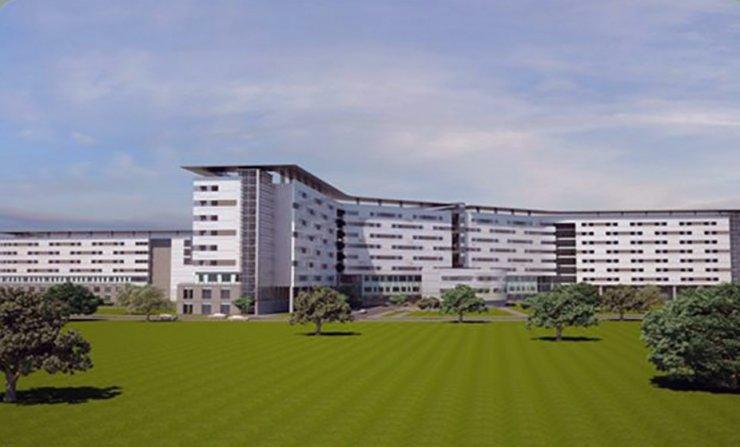 Kepez'e 1000 yataklı şehir hastanesi