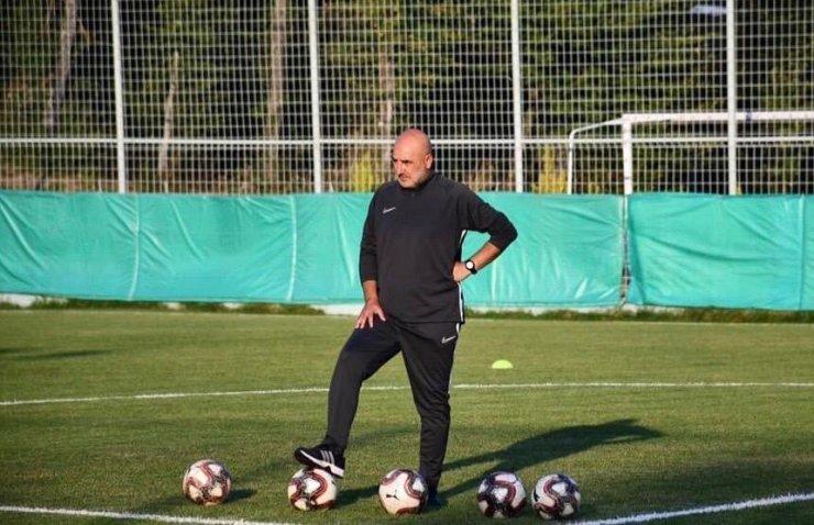 Diyarbekirspor teknik direktör Alpaslan ile yollarını ayırdı