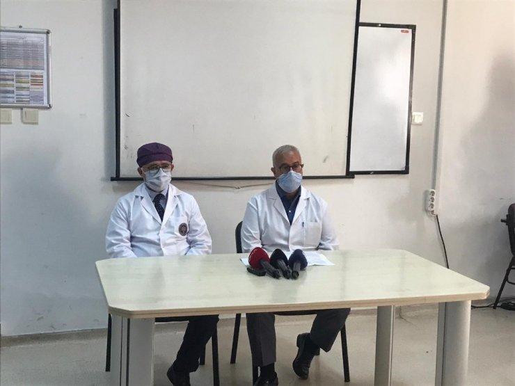 Cerrahpaşa'da ilk korona virüs aşı yapıldı