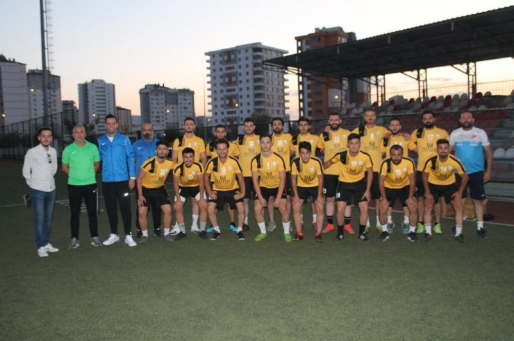 Kayseri Emar Grup FK, TFF'ye oynamak istediğini bildirdi