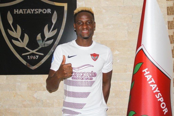 Hatayspor, Babajide David Akintola'yı 1 yıllığına kiraladı
