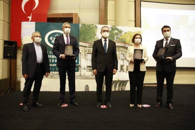 Safranbolu Belediyesi 'En İyi Uygulama' ödülüne layık görüldü