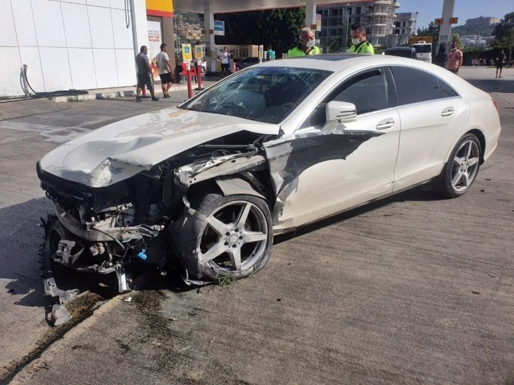 Alanya'da 9 yaşındaki çocuğun öldüğü kazanın sürücüsü adliyeye sevk edildi