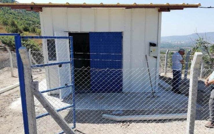 Arıcaklar Mahallesi içme suyu arıtma tesisi kuruldu